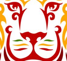 RastaLion Sticker