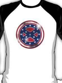 Captain Confederate T-Shirt
