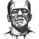 Frankenstein by Natalie M. Kent