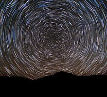 Flagstone Creek Startrails by Tim Swinson