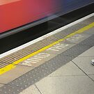 Mind the Gap London Underground by brodien