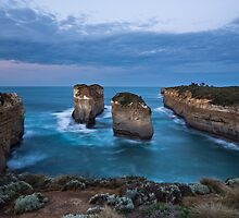 Island Arch, Port Campbell National Park by pablosvista2