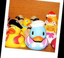 Seasonal Duckies by Virginia N. Fred