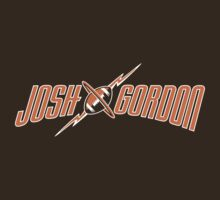 Josh Gordon - Logo Dark by WeBleedOhio