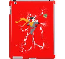 Protoman Paint Explosion iPad Case/Skin