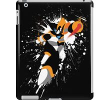 Bass/Forte Splattery Explosion iPad Case/Skin