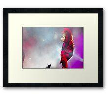 Mark Morton Framed Print