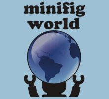 MINIFIG WORLD by Customize My Minifig by ChilleeW