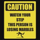 Watch Your Step - Losing Marbles by Buleste