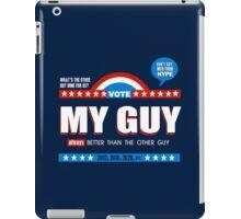 American Debate iPad Case/Skin