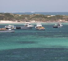 Lancelin Cray Boats by Stuart Daddow Photography
