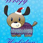 Woofy Holidays by JayZ99