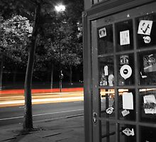 London Telephone Box by slkphotography