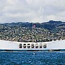 USS Arizona Memorial by djphoto
