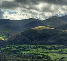 The North-Western Fells by Jamie  Green
