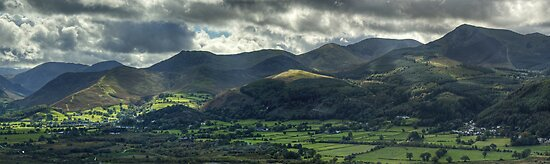 The North-Western Fells by VoluntaryRanger