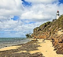 Diamond Head Lighthouse by djphoto