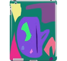 Quiet Patience Recovery Sincerity Credit iPad Case/Skin