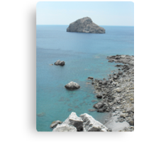 Amorgos Island: Greece 5 Canvas Print