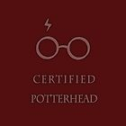Certified Potterhead (Red) by thegadzooks