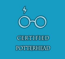 Certified Potterhead (Blue) by thegadzooks