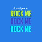 One Direction - Rock Me lyrics by Hannah Julius