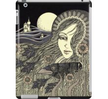 The Morrigan iPad Case/Skin