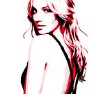 Britney Spears - Pink Too - Pop Art by wcsmack
