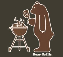 Bear grills by bigredbubbles6