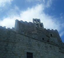 Patmos Island St John Monastery 3 by SlavicaB