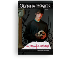 Olympia Heights: The Blood of Athens Canvas Print