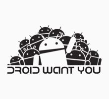Droid Group Want You by hardwear