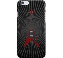 Flying V Guitar iPhone Case/Skin