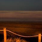Piha Night Composite by Nathan Barlow