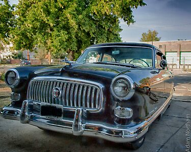 1953 Nash Statesman Super by Adam Northam