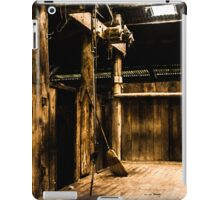 Mandalay Woolshed iPad Case/Skin