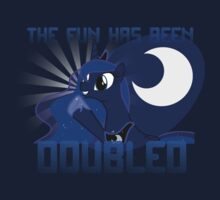 "Princess Luna ""The Fun Has Been Doubled"" Kids Clothes"