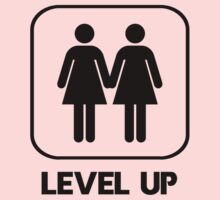 Level Up Girls by AngryMongo