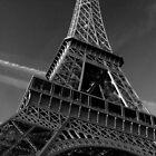 Eiffel Tower by SHappe