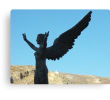 Greek Statue Canvas Print