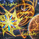 Selah Christmas Card by Jane Neill-Hancock