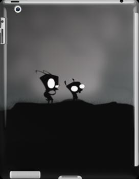 Invader Limbo by Konoko479