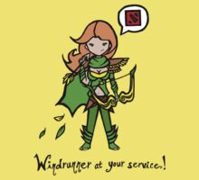 Windrunner 2 by PhelanVelvel