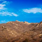 Great Wall by Ruben D. Mascaro