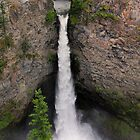 Spahats Creek Falls by Charles Kosina