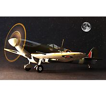 Spitfire MH434  Photographic Print