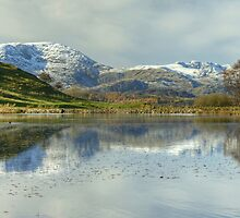 The Wetherlam Series ~ November Snow by VoluntaryRanger