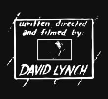By David Lynch by Thomas Jarry