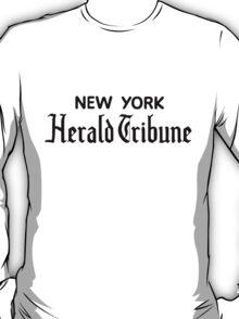 """""""New York Herald Tribune!""""  T-Shirt"""