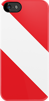 Van Halen Diver Down Stripe by Design-Magnetic